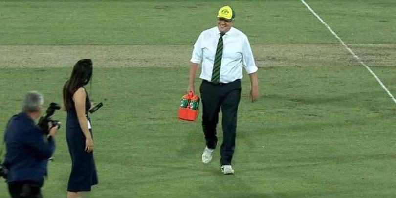 Image result for WATER BOY AUSTRALIA PM