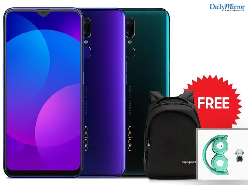 Daily Mirror - OPPO F11 Pre-Ordering gets under-way in Sri Lanka