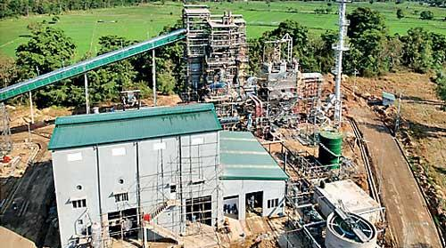 Daily Mirror - Vidullanka to commission its first-ever
