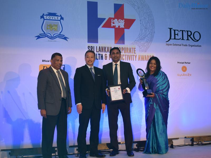 Daily Mirror - H-Connect Wins Gold at first-ever Sri Lanka