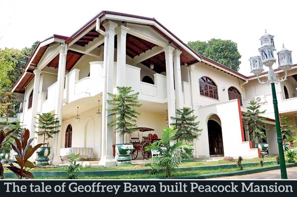 I Am Not Rich But Gifted My Property And Peacock Mansion To Mahinda Rajapaksa