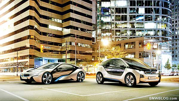 Bmw To Introduce Latest I Series Electric Cars To Sri Lanka