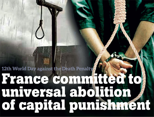 Abolishment of capital punishment essay