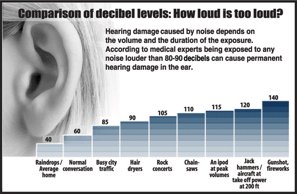 Daily Mirror - Noise Pollution When will we break the silence?