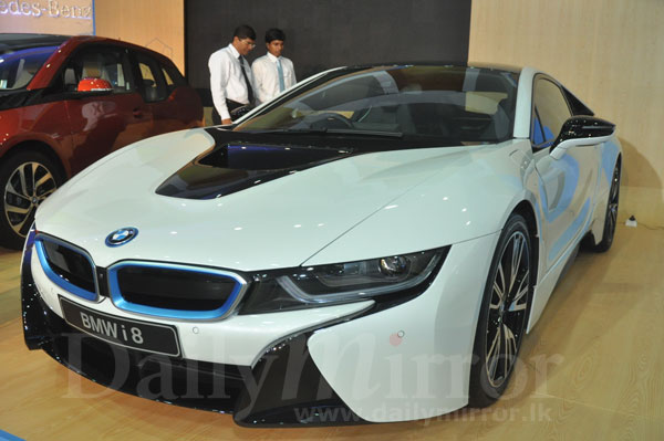 Bmw I8 Daily Mirror Sri Lanka Latest Breaking News And Headlines