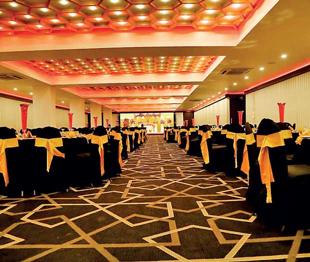 EAP Leisure Upgrades Banquet Halls And Service Of Hotel Sapphire Concord Grand