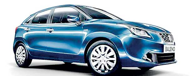 Maruti S Premium Hatchback Baleno Launched For Rs 4 99 Lakh Daily