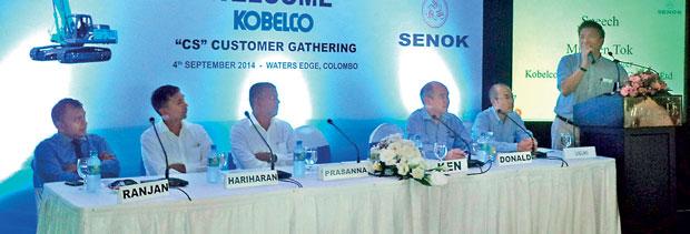 Daily Mirror - Kobelco appreciates customers