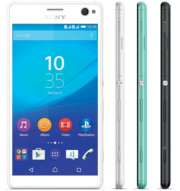 Daily Mirror - Singer launches Sony Xperia C4 Dual next