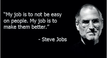 steve jobs leadership essay Leadership and steve jobs - part 2  i would like to start out by saying what leadership means to me personally - leadership and steve jobs introduction.