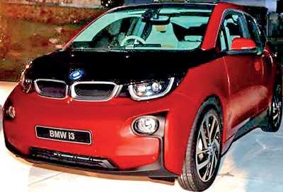 Prestige Automobile Iaunches Bmw I3 And I8 In Sri Lanka Daily