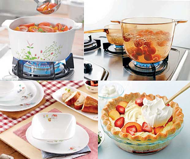 Abans Make Cooking A Pleasure With Pyrex