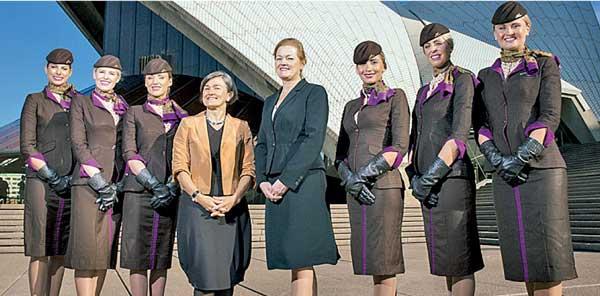 uniformer i australien