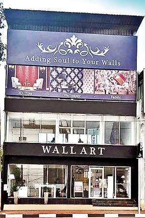 Wall Art Celebrates 4th Anniversary Daily Mirror Sri Lanka