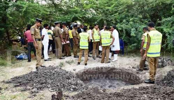 Bones unearthed near Mannar mass grave