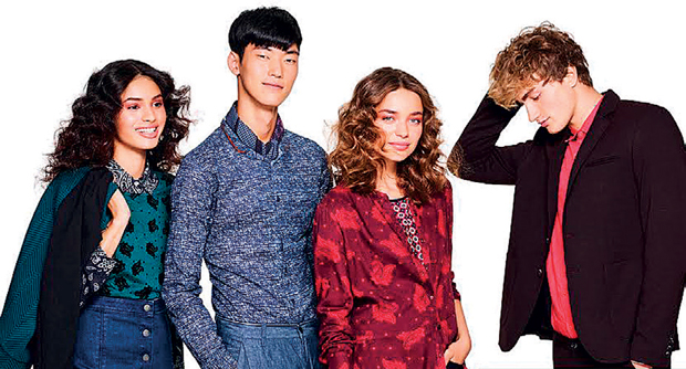 Daily mirror united colors of benetton fall winter 2016 for United colors of benetton catalogo 2016