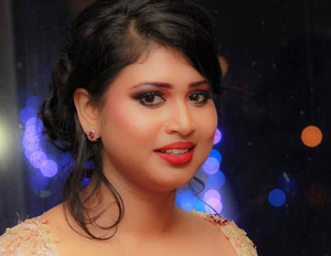 Actress Kaveesha Ayeshani Was Killed When Her Car Collided With A Bus At Jubilee Post Nugegoda Early This Morning Police Said