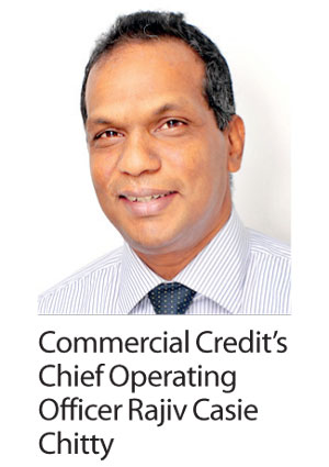 Daily Mirror - AMF recognizes Commercial Credit's innovative