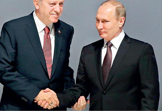 Turkey Russia Agree On Syria Ceasefire Plan Daily Mirror Sri