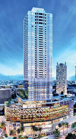 Colombo City Centre Epitome Of Luxury Living And Lifestyle Daily