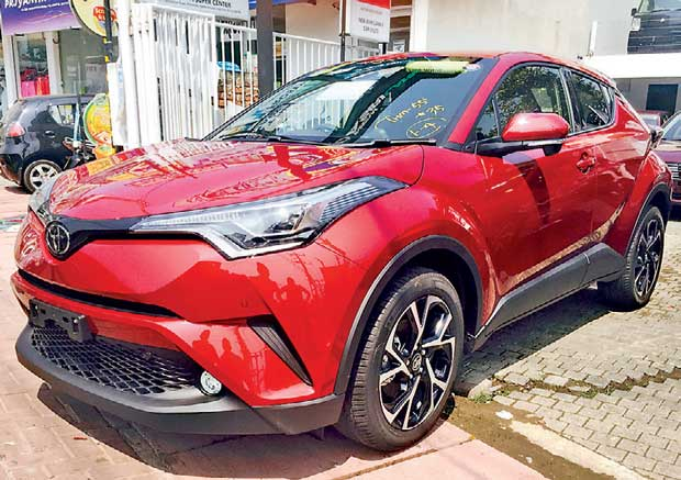 High Quality New Asiri Lanka Car Sales Will Be Introducing The First Toyota C HR Vehicle  To Sri Lanka In The Near Future Following A Two Day Promotion Scheduled To  Be ...