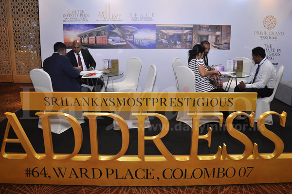 Daily Mirror - Sri Lanka's largest property show inaugurated