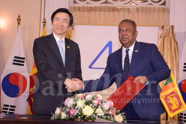 South Korea to expand economic cooperation with Sri Lanka