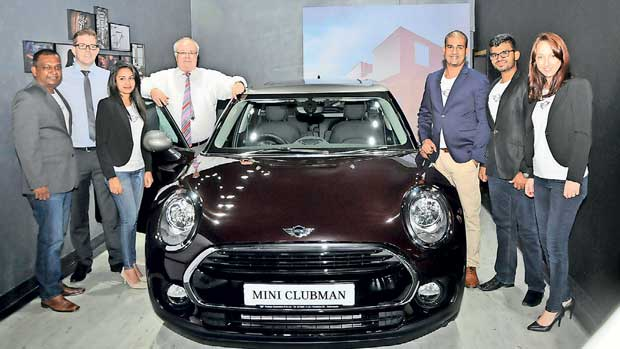 Daily Mirror Prestige Automobile To Give Mini Clubman Experience