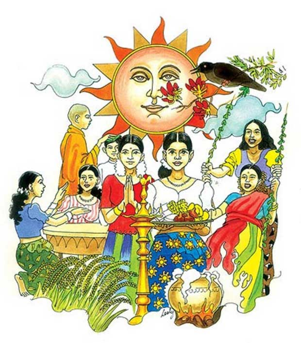 "Image result for sinhala avurudu"""
