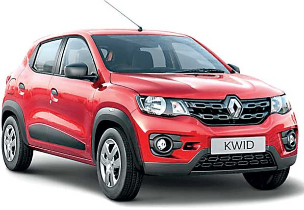Daily Mirror Renault Kwid Celebrates First Year With Special Price