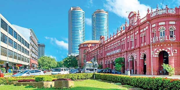 Branding Colombo To Be Asia S Next Singapore Daily Mirror Sri