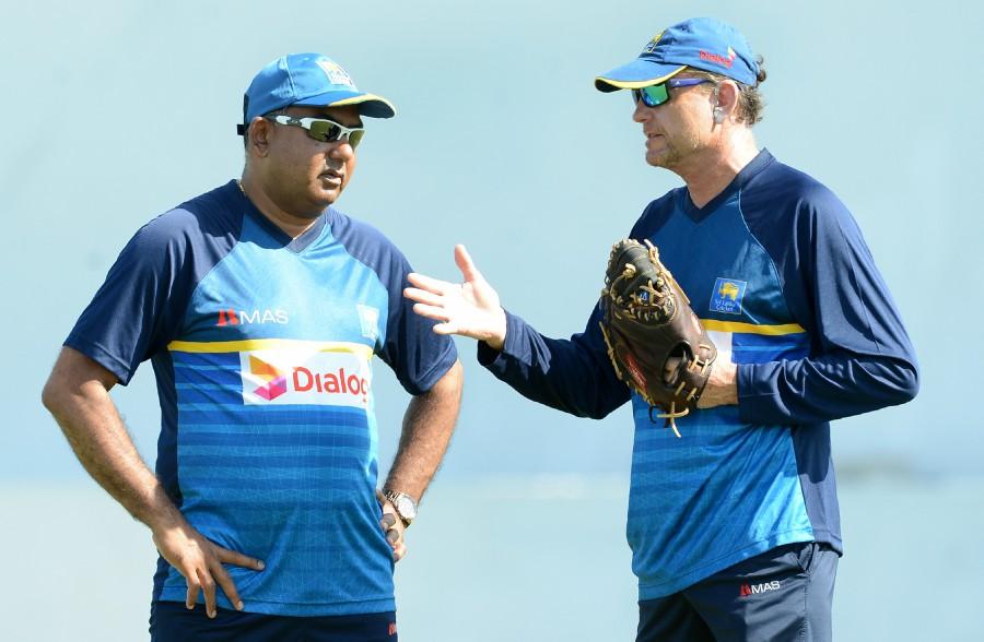 Nic Pothas promoted to Sri Lanka interim coach