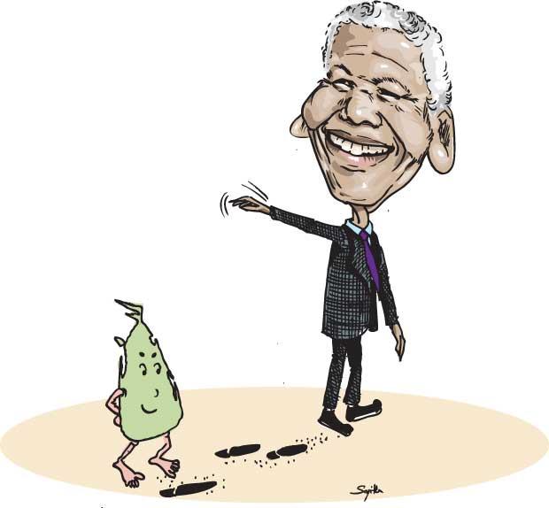 Sri Lanka needs a selfless Mandela
