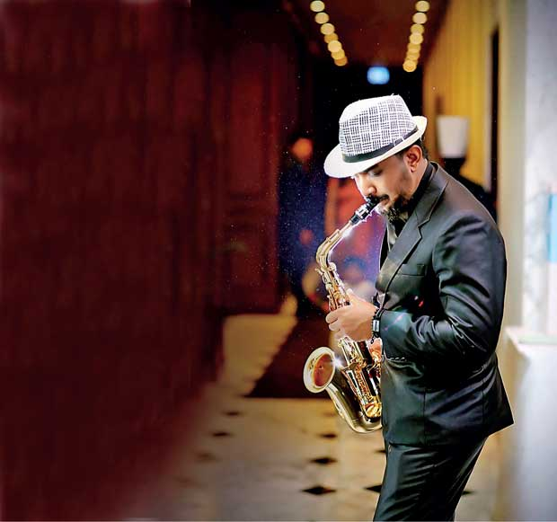 Can Suhash Bring Back The Sax To Life Daily Mirror Sri Lanka