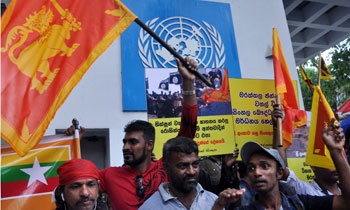 UNHCR alarmed at violence against Rohingyas in Sri LankaReuters Staff