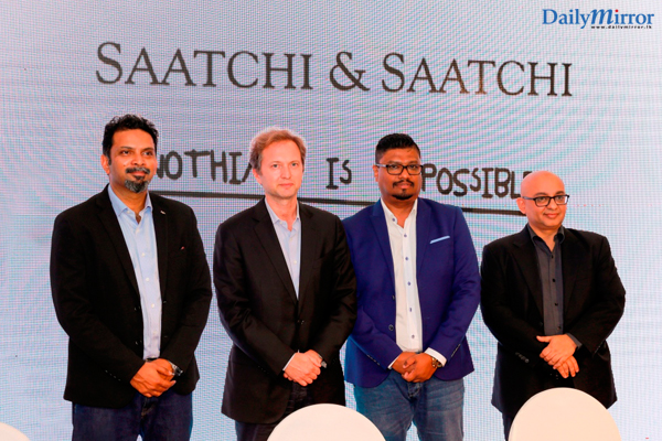 Publicis Groupe Expands Its Presence To Sri Lanka By Launching Saatchi Daily Mirror Latest Breaking News And Headlines