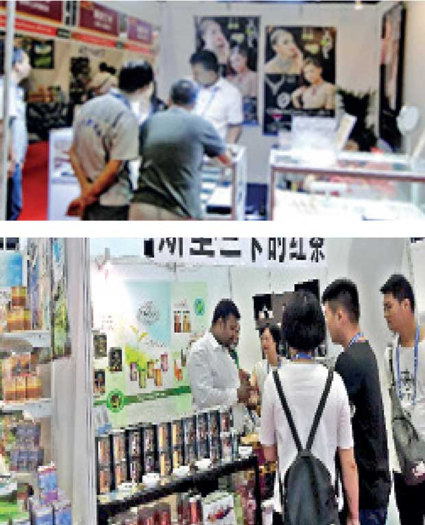 EDB organizes Sri Lanka pavilion at ASEAN Expo in China ...