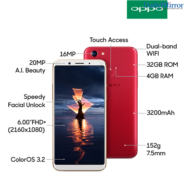 Oppo strengthens its position in the sri lankan market with the oppo mobiles the selfie expert leader launched their brand new offering oppo f5 today in sri lanka on the sidelines of this event oppo announced a new stopboris Gallery