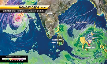 New low pressure area spotted daily mirror sri lanka latest new low pressure area spotted sciox Choice Image