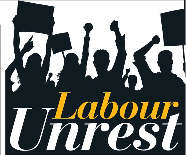 Daily Mirror - Labour Unrest