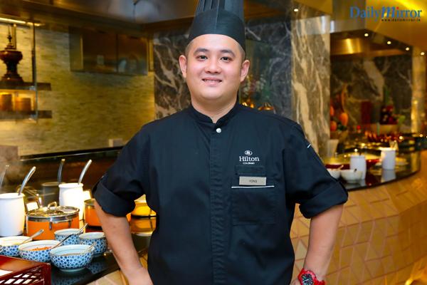 Graze Kitchen Hilton Menu