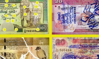 President Maithripala Sirisena Has Instructed The Central Bank To Extend Deadline Return Mutilated Currency Notes Until March 31 2018