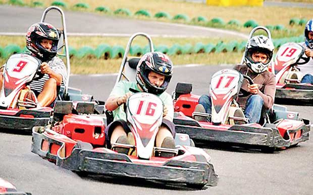 kart sri lanka Daily Mirror   David Pieris Racing to host Sri Lanka's first
