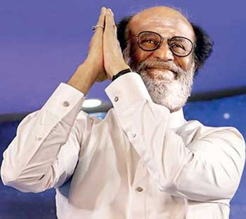 Rajinikanth is an advance guard of the BJP in TN politics