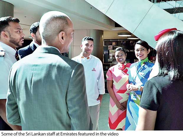 Emirates greets sri lanka on its 70th independence day daily sri lankan employees at the emirates group came together to offer their compatriots greetings and share their thoughts on sri lankas 70th anniversary of m4hsunfo