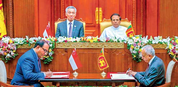 Sri Lanka Singapore Free Trade Agreement And What It Means For Sri