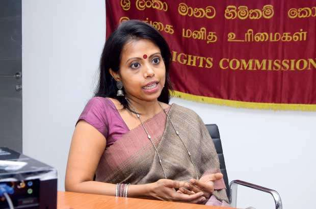 Social Media is only a Tool - Ambika Satkunanathan, one of the Commissioners at the Human Rights Commission of Sri Lanka