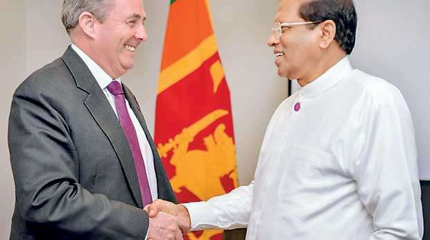 Uk keen to expand direct investments in sri lanka daily mirror uk keen to expand direct investments in sri lanka m4hsunfo