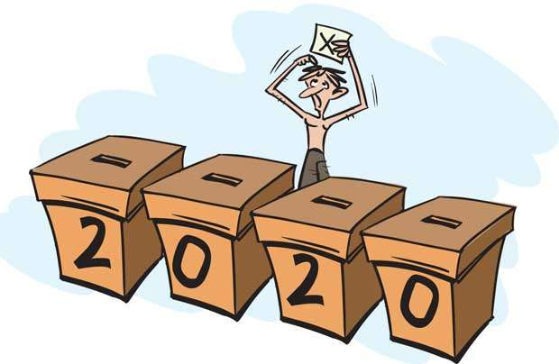 Daily Mirror - Towards the 2020 Presidential Elections