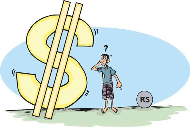The Media And Politicians In Opposition Are Making A Fuss Over Depreciation Of Sri Lankan Ru Against Us Dollar These Days